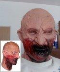 Maska lateksowa - Freddy Kruger IV