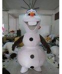 Chodząca maskotka - Frozen Olaf