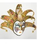 Maska wenecka - Jolly Arcobaleno Tarot