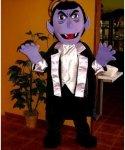 Strój reklamowy - Hrabia Drakula