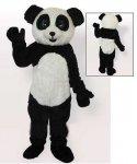 Strój chodzącej maskotki - Miś Panda