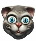 Maska lateksowa - Kot