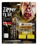 Zestaw do charakteryzacji - Zamek & Zombie