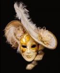 Maska wenecka - Ingrid