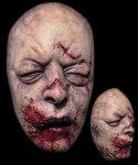 Maska lateksowa - The Walking Dead Spuchnięty Zombie