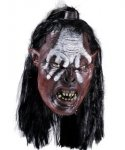 Maska lateksowa - Władca Pierścieni Ork Lurz