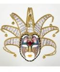 Maska wenecka - Jolly Arcobaleno Musica