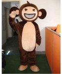 Chodząca maskotka - Małpka