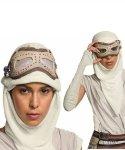 Okulary i kaptur - Star Wars 7 Rey