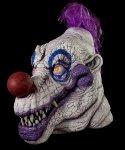 Maska lateksowa - Clownzilla Clownkiller z filmu Space Invaders