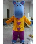 Strój reklamowy - Hipopotam