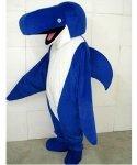 Strój reklamowy - Blue Dolphin