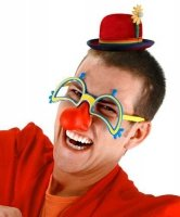 Akcesoria klauna - Fun Clown Set