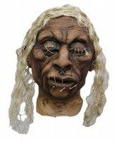 Dekoracja na Halloween Miniaturowa głowa Tsantsa Felipe