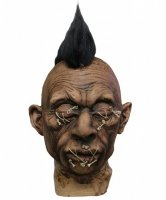 Dekoracja na Halloween Miniaturowa głowa Tsantsa Pedro
