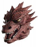 Maska lateksowa - Hobbit Smaug Deluxe