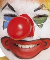 Akcesoria klauna - Piszczący nos klauna