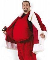 Brzuch Świętego Mikołaja