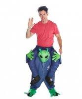 Kostium Carry Me Halloween - Alien