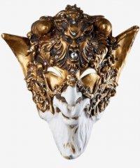 Maska wenecka - Diamond Satyr