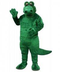 Strój chodzącej maskotki - Krokodyl 8