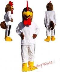 Strój chodzącej maskotki - Kurczak Trener