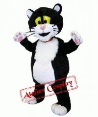 Strój chodzącej maskotki - Kot Łasuch