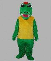 Strój chodzącej maskotki - Krokodyl 6