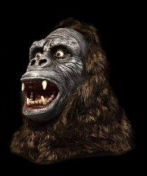 Maska lateksowa - King Kong