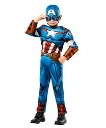 Kostium dla dziecka - Avengers Assemble Captain America