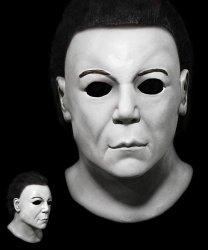 Maska lateksowa - Halloween Resurrection Michael Myers