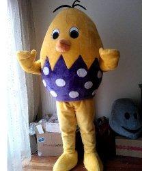 Chodząca maskotka - Pisanka Wielkanocna