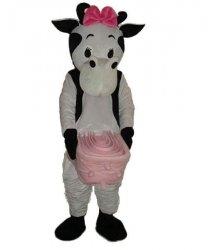 Strój chodzącej maskotki - Krowa 17