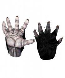 Sztuczne dłonie - Szympans