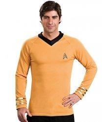 Kostium z filmu - Star Trek Gold Uniform