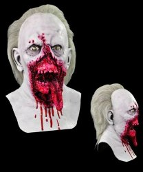 Maska lateksowa - Day Of The Dead Dr. Tongue