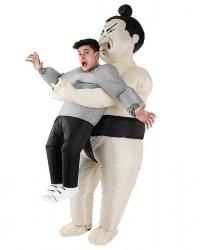 Pneumatyczny Kostium Carry Me - Sumo
