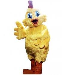 Strój chodzącej maskotki - Kurczak Wielkanocny 5