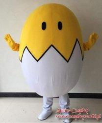 Strój chodzącej maskotki - Pisanka Wielkanocna