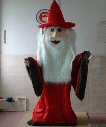Chodząca maskotka - Święty Mikołaj Deluxe II
