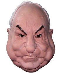 Maska lateksowa - Helmut