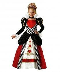 Kostium dla dziecka - Królowa Serce