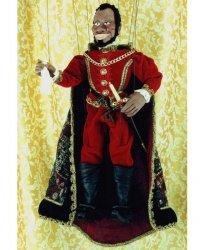 Marionetka wenecka - Otello (71 cm)