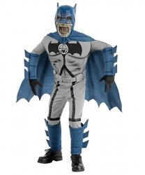 Strój dla dziecka na Halloween - Black Lantern Batman