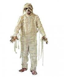 Kostium na Halloween - Mumia Egipska Deluxe