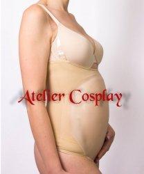 Sztuczny brzuch ciążowy - Silikon Pregnancy (3-4 miesiąc ciąży)