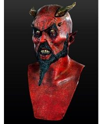 Maska lateksowa - Lord Azael