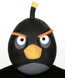 Maska lateksowa - Angry Birds III