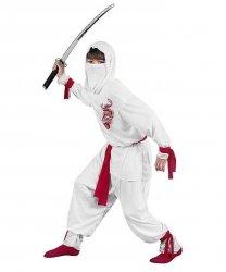 Kostium dla dziecka - Ninja Białay
