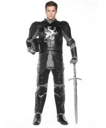 Kostium Karnawałowy - Czarny Rycerz